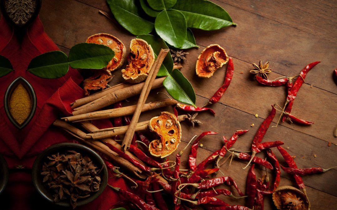 Ενίσχυση Μεταβολισμού με μπαχαρικά και βότανα